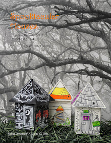 Spooktacular Houses - Our latest eBook is here!  Halloween and Fall fun you will love.