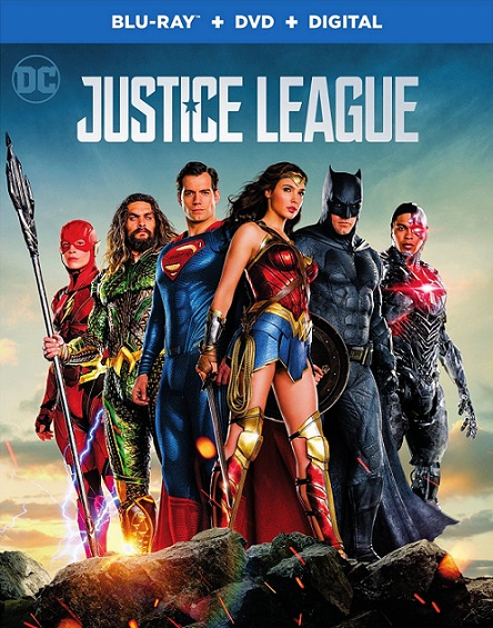 Justice League (Liga de la Justicia) (2017) m1080p BDRip 14GB mkv Dual Audio DTS 5.1 ch
