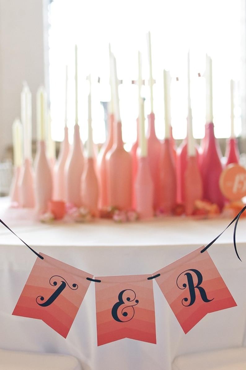Diy Wedding Decorations Ideas