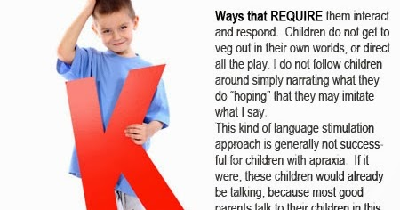 Speech therapy education