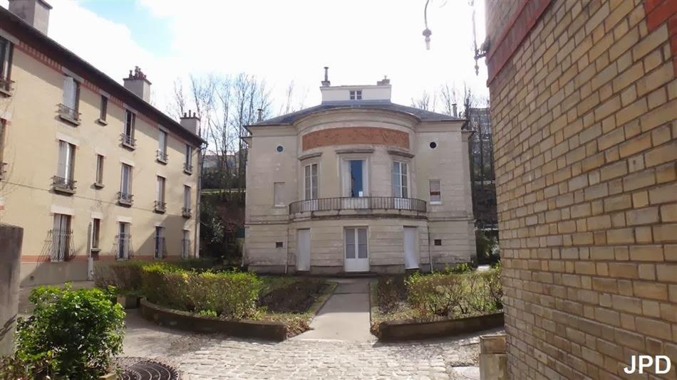 Paris bise art la maison huv ou folie huv meudon - Maison de la nature meudon ...