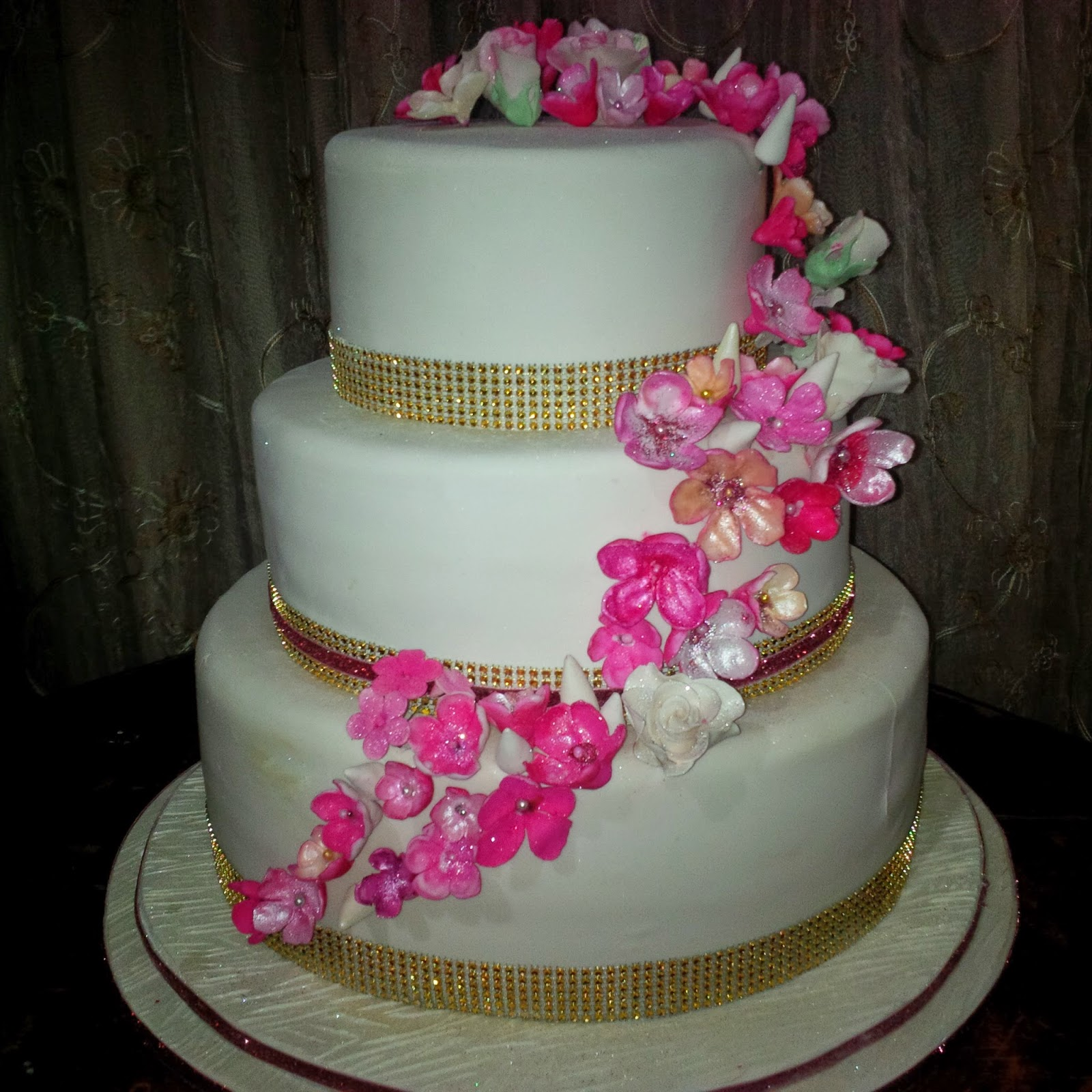 This is My Gistertainment: Cakes by Creamy Delight Cakes