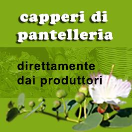 Consorzio Capperi Di Pantelleria