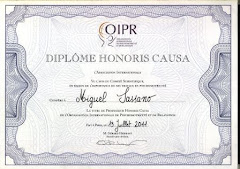 Profesor Honoris Causa