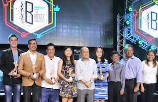PLDT Smart SME Nation Bozz Awards