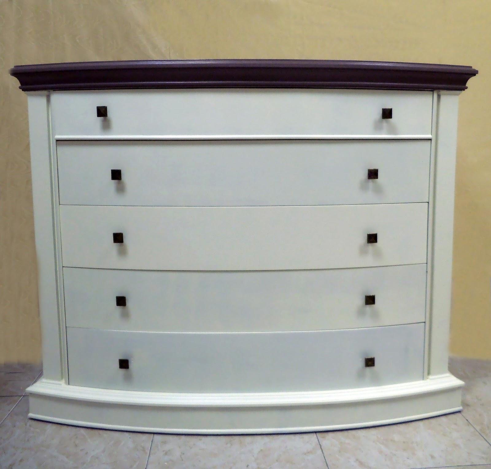 Renovarte muebles curso de restauraci n de muebles cajonera de dormitorio - Clases de restauracion de muebles ...