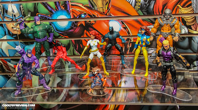 Hasbro 2013 Toy Fair Display Pictures - Marvel Legends - Series 2
