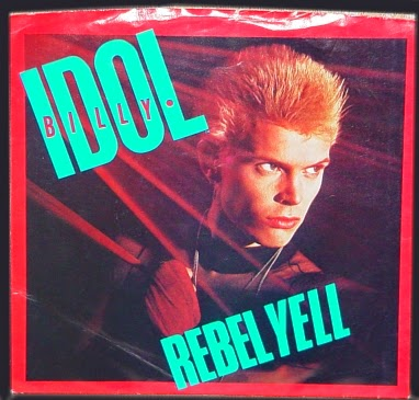 Billy Idol Dancing With Myself Album