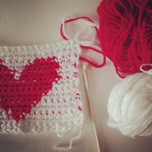 Tapestry en crochet / Muy Gaby
