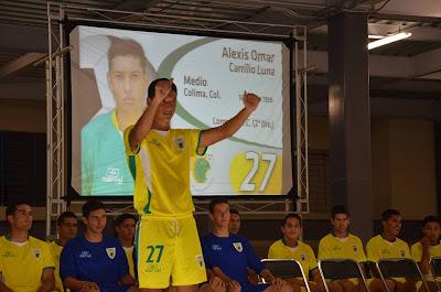 Presentación Loros Colima Liga Premier