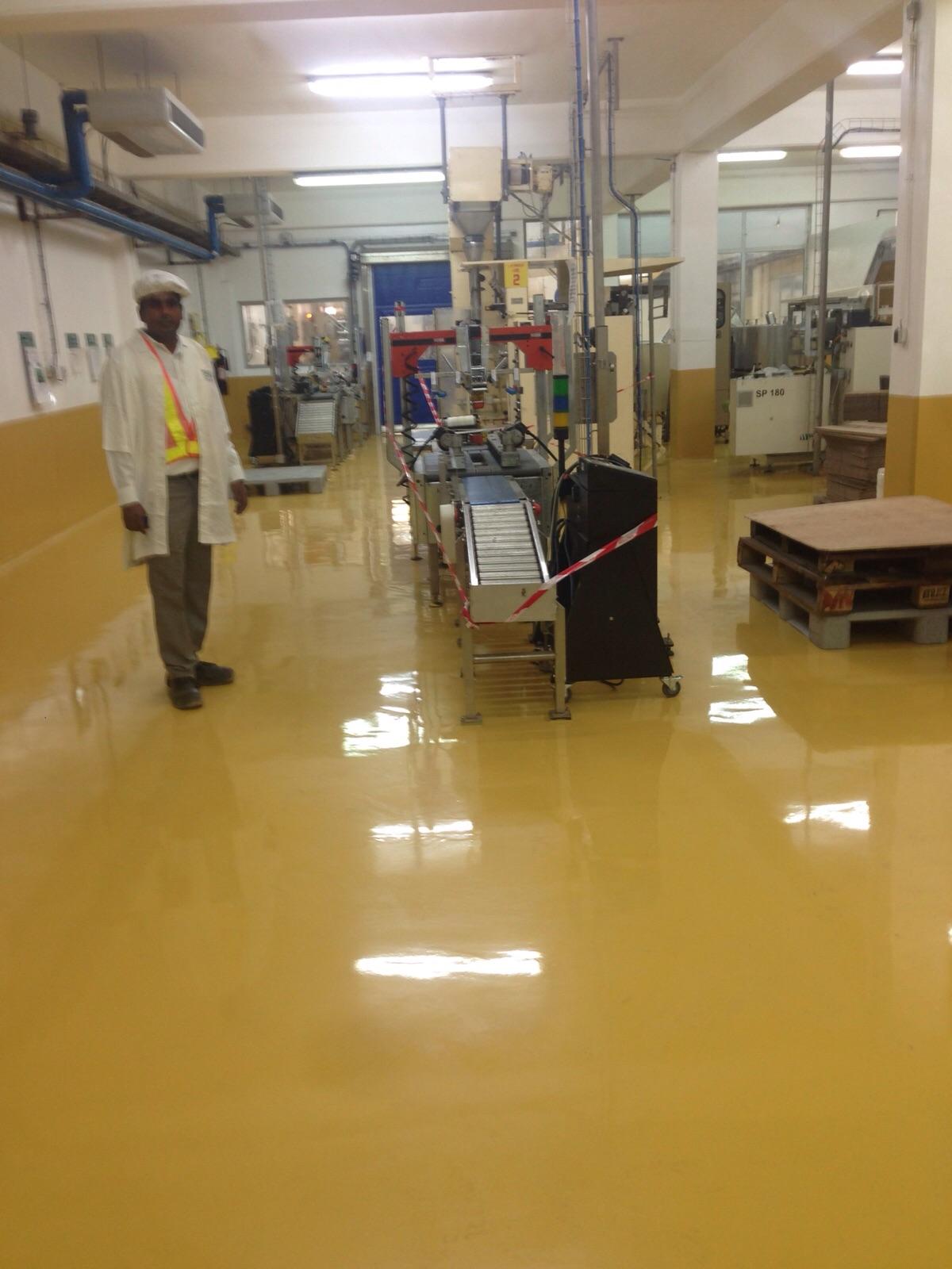 Floor engineering epoxy flooring jobs by samstar nigeria for Flooring jobs