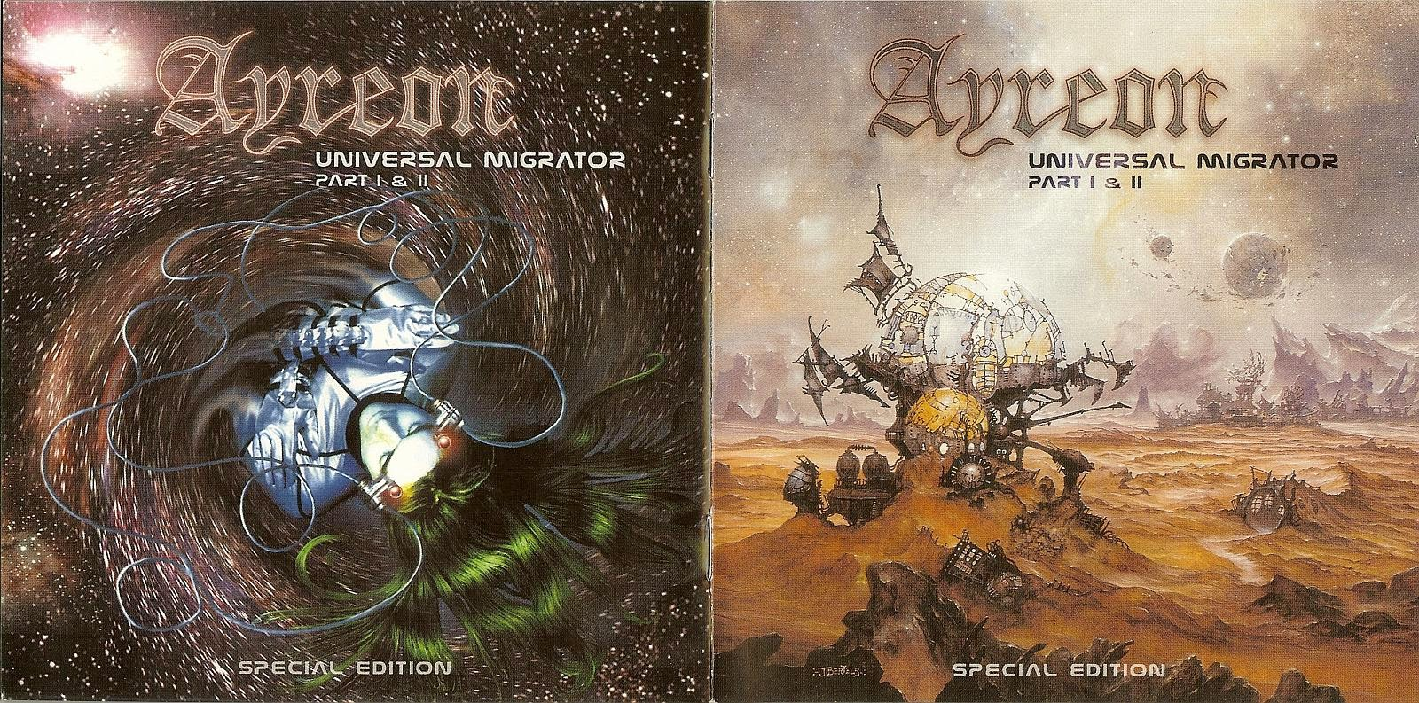 Ayreon - Universal Migrator Part 1: The Dream Sequencer