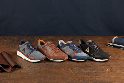 Le Coq Sportif, LCS R900, Bolivar, sneakers, zapatillas, calzado, Suits and Shirts, Fall 2015,