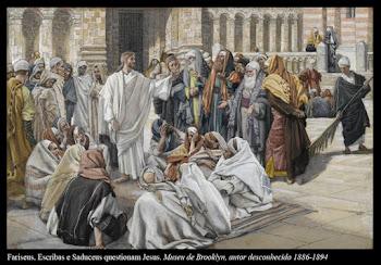 Jesus esclarece os saduceus