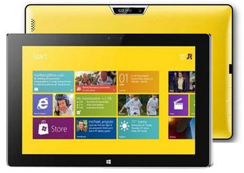 Ramos i10 Pro Dual OS Tablet