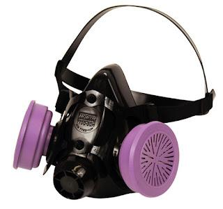 Ampliar imagen : Semimáscara de Protección Respiratoria - Silicona NORTH - HONEYWELL