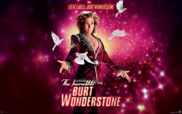 Burt Wonderstone - The Incredible Burt Wonderstone