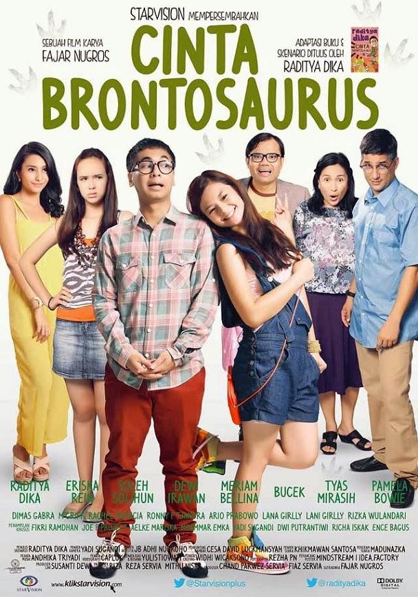 Film Cinta Brontosaurus