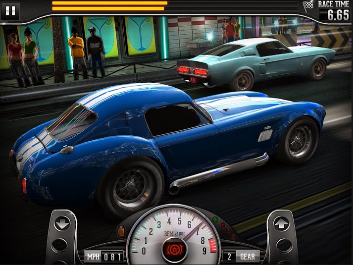 CSR Classic, Game Balap Racing Drag Android