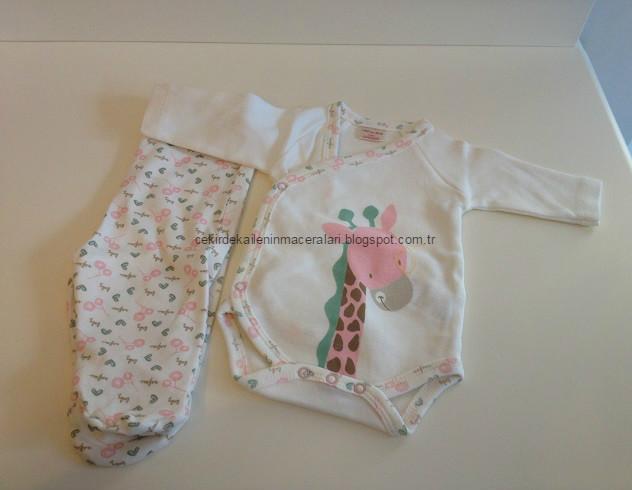 E-bebek yenidoğan giysi