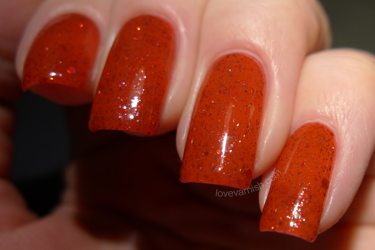 Polish Alcoholic Superheroes Daredevil swatches review
