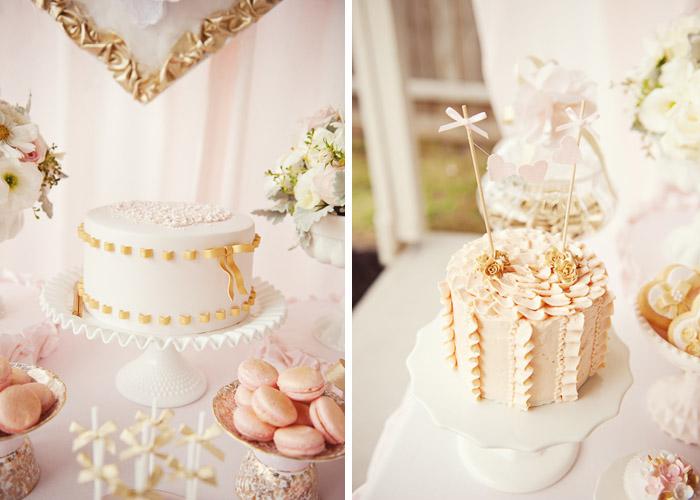 decoracao branco rosa e douradoBella Fiore Decoração de Eventos