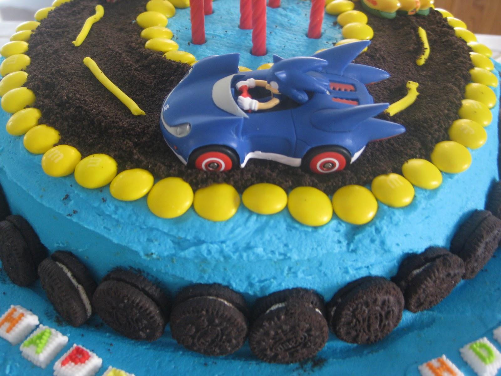 Birthday Cake Cone Sonic