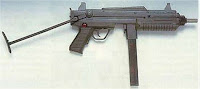 Benelli CB M2 Submachine Gun