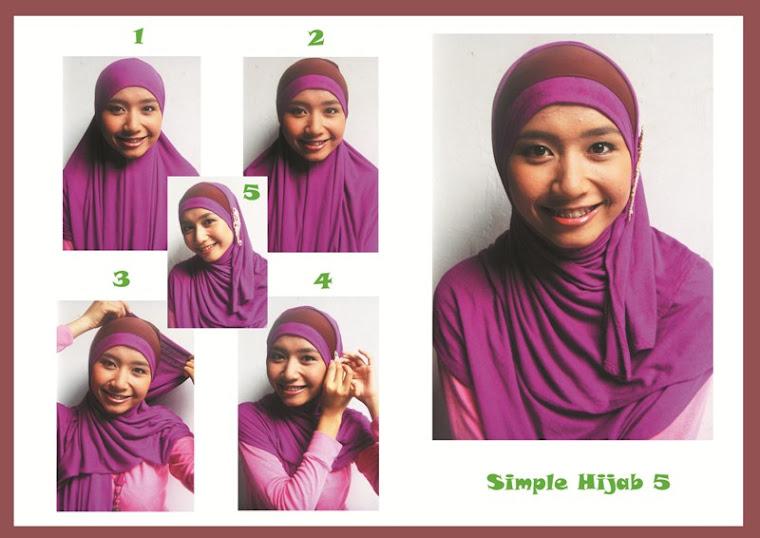 Simple Hijab 2