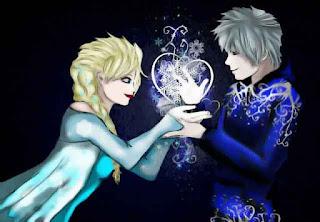 Gambar Elsa dan Jack Forst wallpaper 17