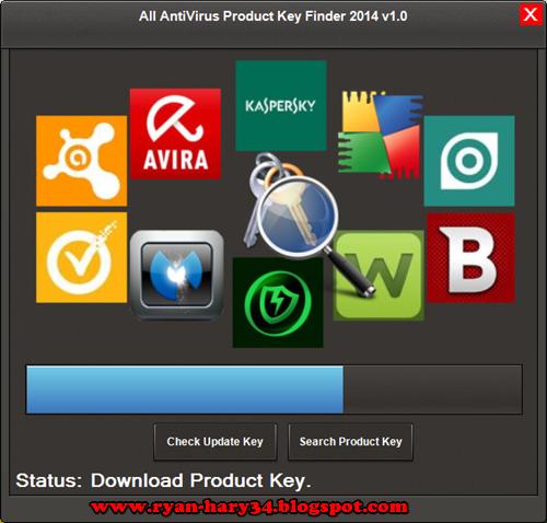 All AntiVirus Product Key Finder 2014 v1.0 Full Version ...