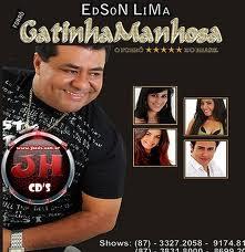 GATINHA MANHOSA CD 2011 QUE MAL QUE TE FIZ