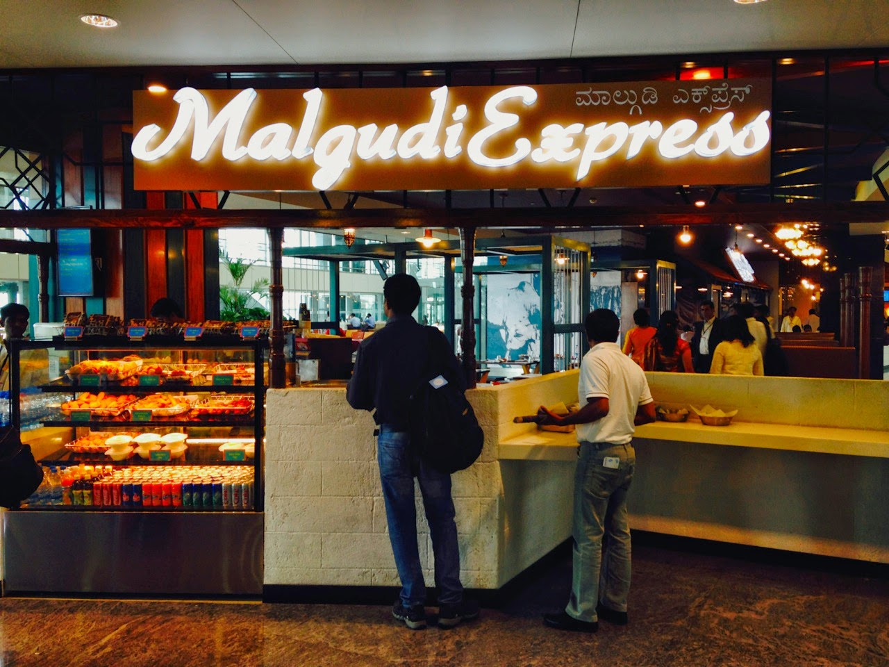 Review Of Restaurants Kempegowda International Airport An Experience Bangalore