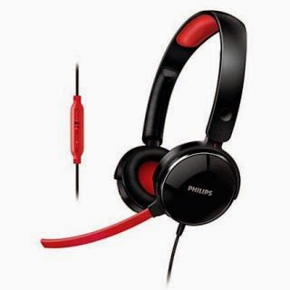 Snapdeal: Buy Philips SHG7210/10 In-Ear Headphones at Rs.1188