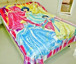 Jual Selimut New Seasons Blanket princes 5