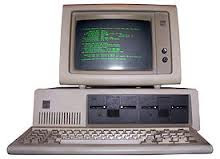 Primer PC IBM 12/08/1981