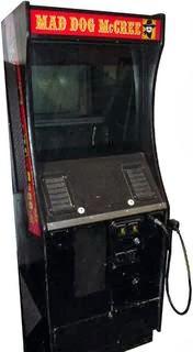 time crisis arcade