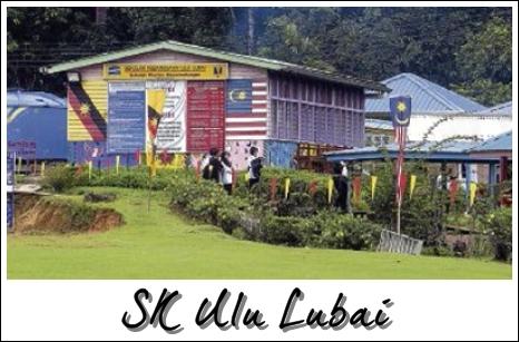 SK Ulu Lubai Sarawak : Permata dalam Belantara