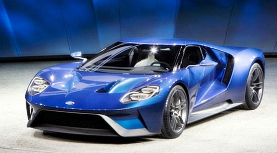 2016 Ford gt Price 2016 Ford gt Series Price And