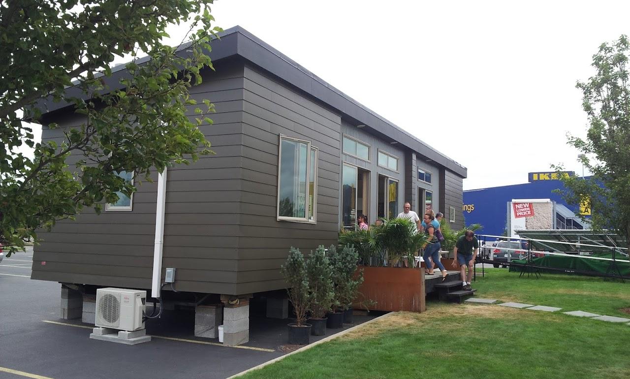 Ikea lanza aktiv su primera casa prefabricada casas - La casa prefabricada ...