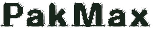 Melted 3D font