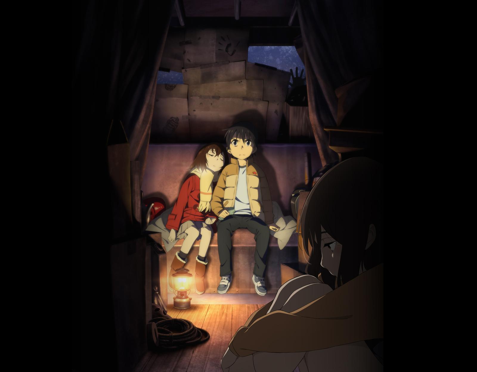 El Final Del Anime De Boku Dake Ga Inai Machi Sera El Mismo Del