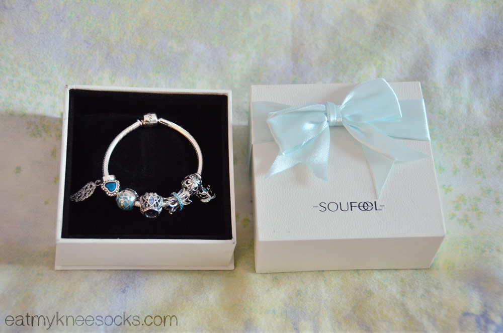 If you're looking for a cheap alternative to Pandora charm bracelets, give Soufeel a look!