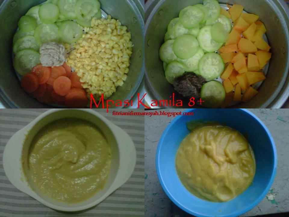 Makanan Tambahan Bayi 10 Bulan