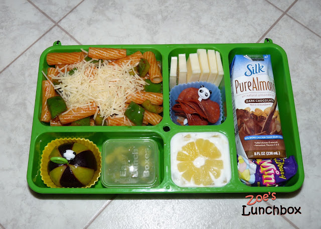 GoGreen Letter P Bento Lunch
