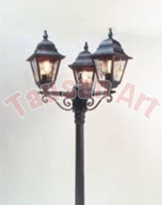 Lampu Hotel Cab 3
