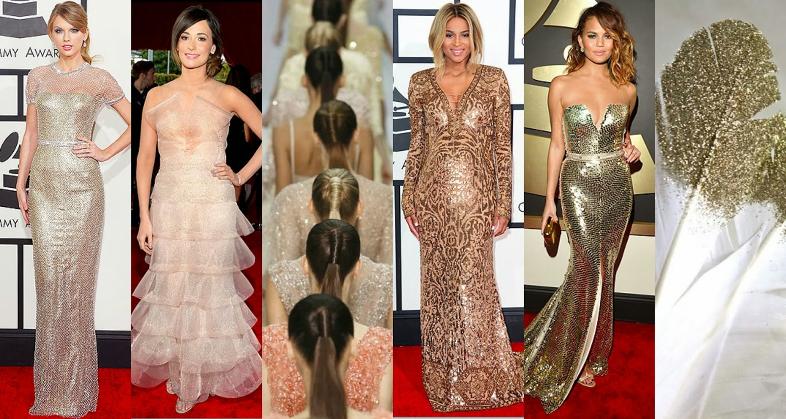 Grammys 2014 Metallics