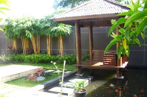 aneka gambar taman minimalis samping rumah - aneka tanaman