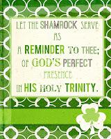 Saint Patrick printables