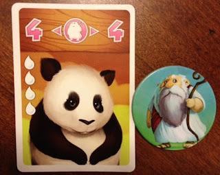 panda and Noah tile